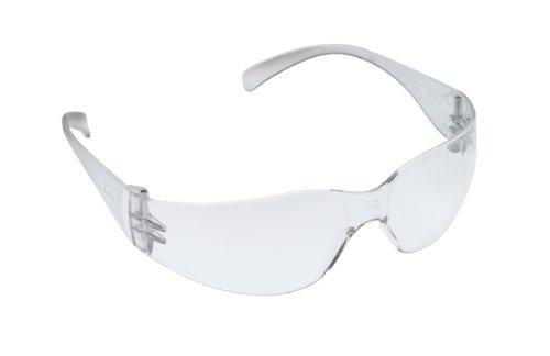 3M Virtua Protective Eyewear, Clear Frame,...