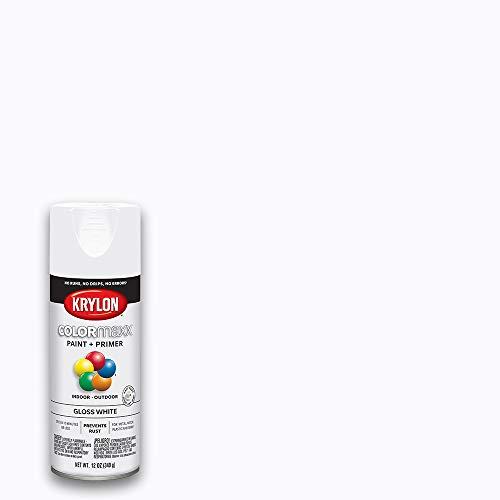 Krylon K05545007 COLORmaxx Spray Paint and...