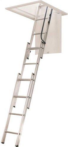 WERNER LADDER AA1510 AA1510B Ladder Aluminum...