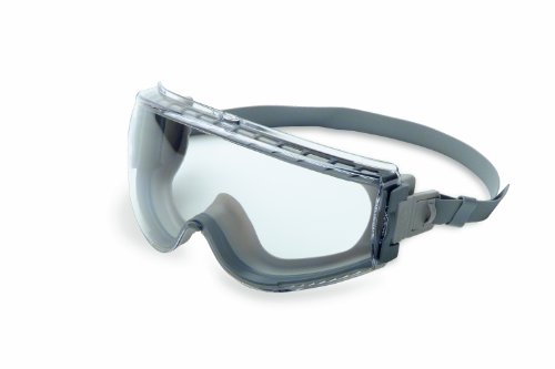 Uvex Stealth Safety Goggles with Clear...