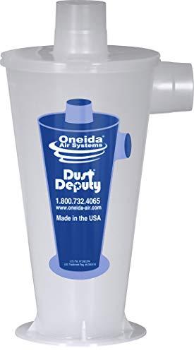 The Dust Deputy DIY Standalone Anti-Static...