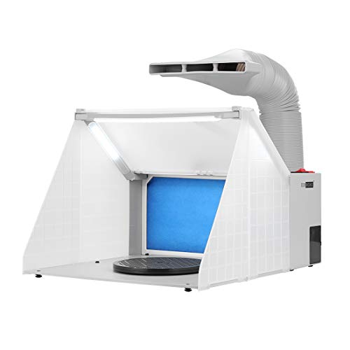 VIVOHOME Portable Airbrush Paint Spray Booth...