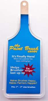 The Paint Brush Cover (10 Pack). Professional...