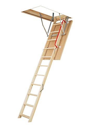 FAKRO LWP 66809 Insulated Attic Ladder for 30...