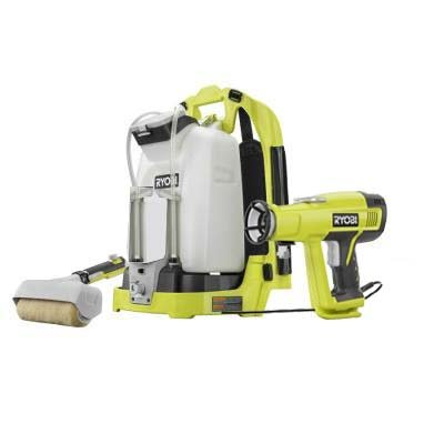 Ryobi P635 One+ 18V Cordless Backpack Power...