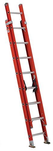 Louisville Ladder FE3216 Fiberglass Extension...