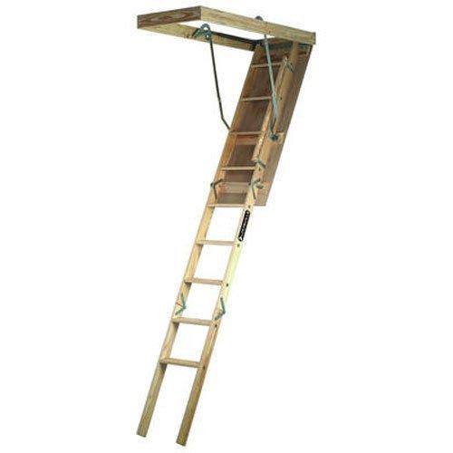 Louisville Ladder 22.5 by 54-Inch Wooden...