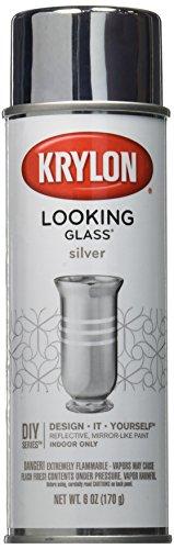 Krylon Looking Glass Silver-Like Aerosol...