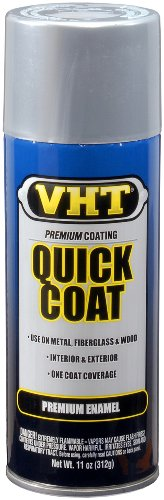 VHT SP525 Quick Coat Silver Chrome Acrylic...