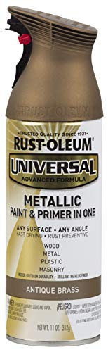 Rust-Oleum Antique Brass 260728 Universal All...