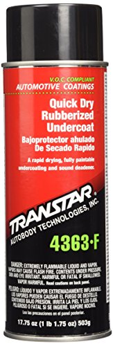 TRANSTAR (4363-F) Quick Dry Rubberized...