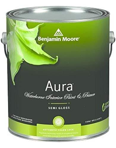 1G Benjamin Moore, WHITES, Aura Waterborne...