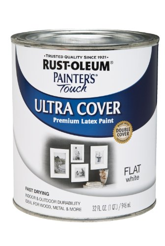 Rust-Oleum 1990502 Painters Touch Latex,...