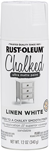 Rust-Oleum 302591 Chalked Spray Paint, 12 oz,...