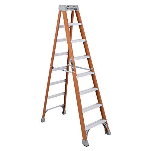 Louisville Ladder FS1508 8' Fiberglass Step...