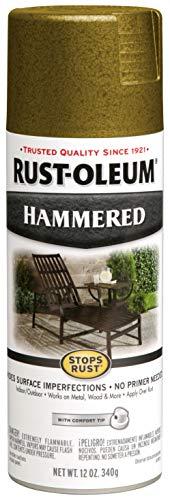 Rust-Oleum 7210830 Stops Rust Hammered Spray...