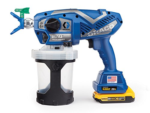 Graco Ultra Cordless Airless Handheld Paint...