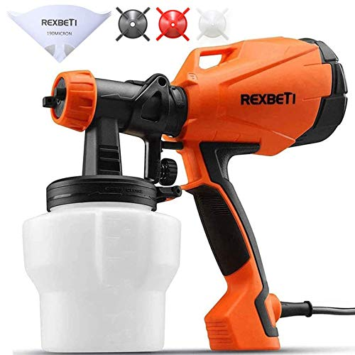 REXBETI Ultimate-750 Paint Sprayer, High...