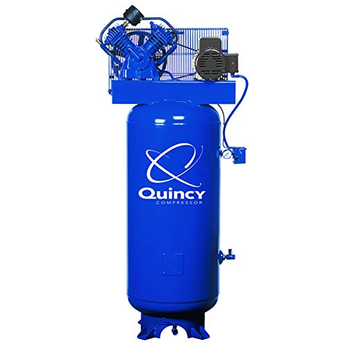 Quincy QT-54 Splash Lubricated Reciprocating...