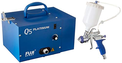 Fuji Industrial Spray Equipment PLATINUM-T75G...