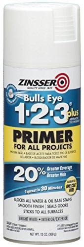 Rust-Oleum 272479 Zinsser Bulls Eye 1-2-3...