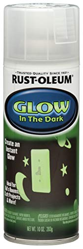Rust-Oleum 267026, 10 oz, Glow in The Dark