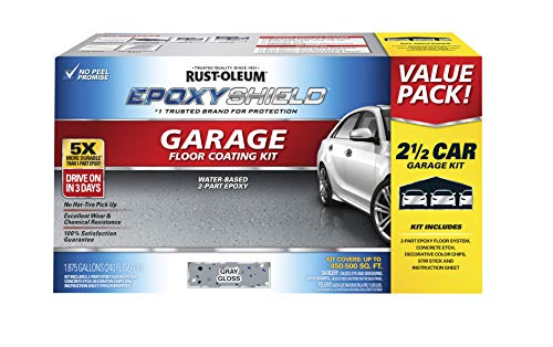 Rust-Oleum 261845 EpoxyShield  Garage Floor...