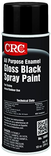 CRC All Purpose Enamel Spray Paint, 10 oz...