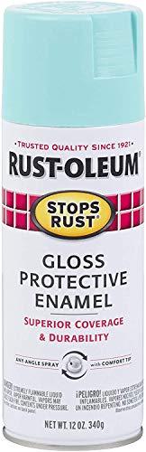 Rust-Oleum 284678 Stops Rust Spray Paint,...