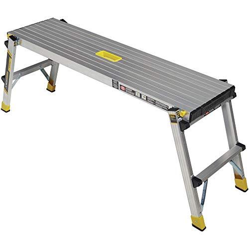 Gorilla Ladders 47.25 in. x 12 in. x 20 in....
