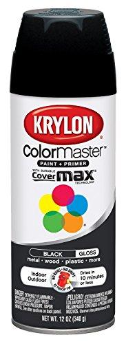 Krylon K05160107 ColorMaster Paint + Primer,...