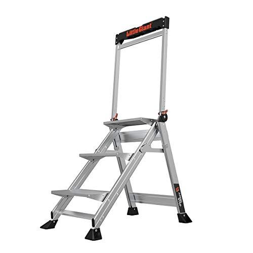 Little Giant Ladders, Jumbo Step, 3-Step, 2...