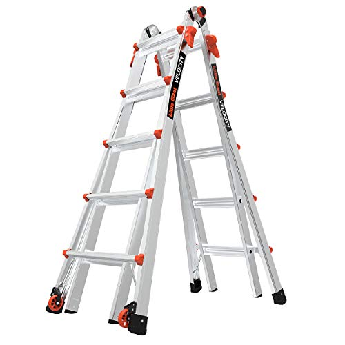 Little Giant Ladders, Velocity with Wheels,...
