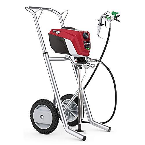 Titan ControlMax 1700 Pro 580006 w/ Cart High...