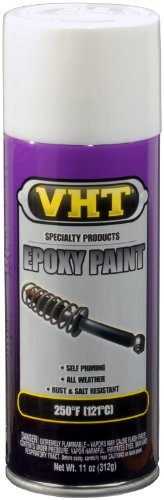 VHT SP651 Gloss White Epoxy All Weather Paint...