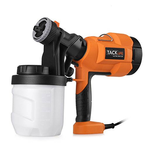 Tacklife SGP15AC Advanced Electric Spray Gun...