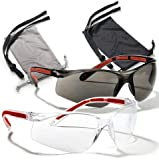 Safety Glasses Eye Protection - Comfort...