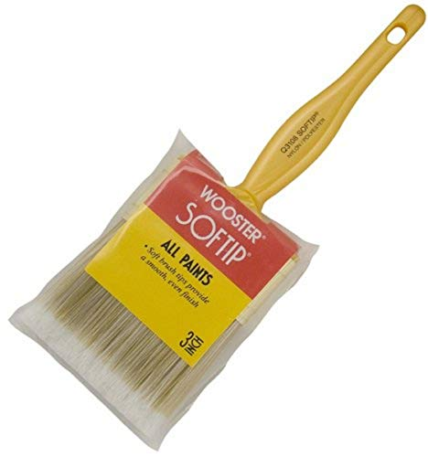 Wooster Brush Q3108-3 Softip Paintbrush,...