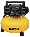 DEWALT Pancake Air Compressor, 6 Gallon, 165...