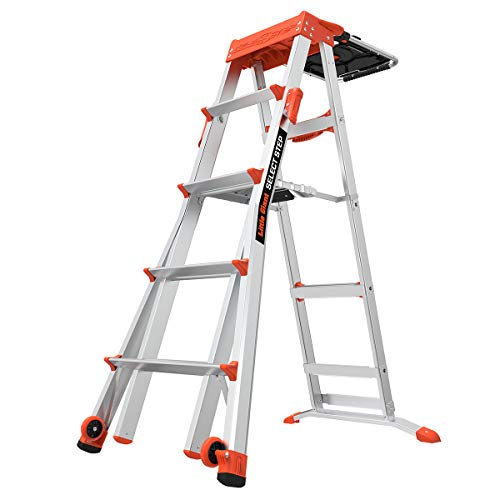 Little Giant Ladders, Select Step with...