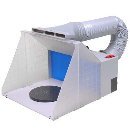 AW Portable Airbrush Paint Spray Booth Kit...