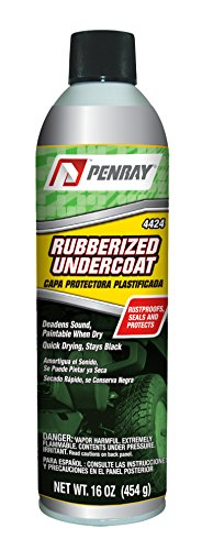 Penray 4424 Rubberized Undercoat - 16-Ounce...