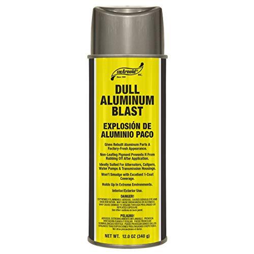 S. M. Arnold Dull Aluminum Blast Acrylic...