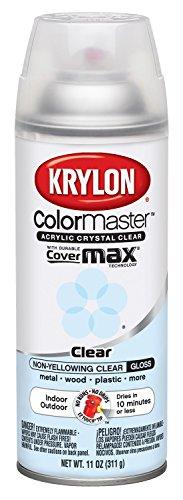 Krylon K05130107 ColorMaster Acrylic Crystal...