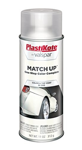 PlastiKote 1004 Universal White Automotive...