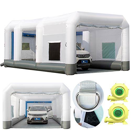 GORILLASPRO Inflatable Paint Booth...