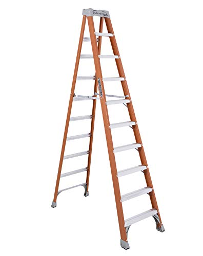 Louisville Ladder FS1510 Fiberglass Step...