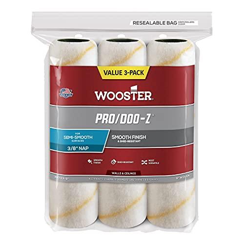 Wooster Brush RR723-9 Pro/Doo-Z Roller Cover...