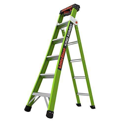Little Giant Ladder Systems 13610-001 Green...
