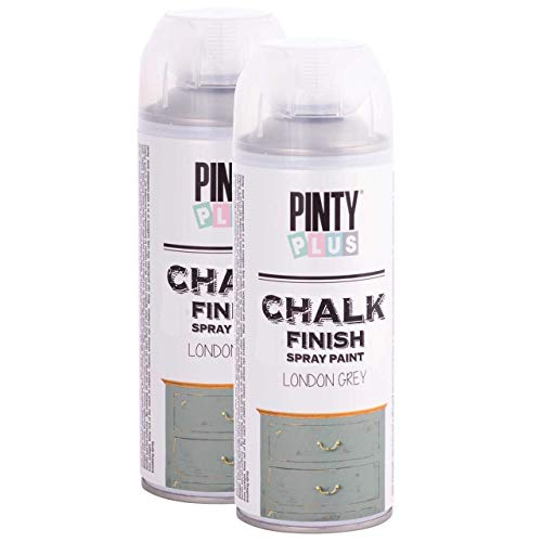 Chalk Finish Spray Paint, Water Based,...